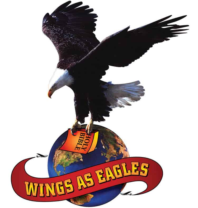 Wings as Eagles
